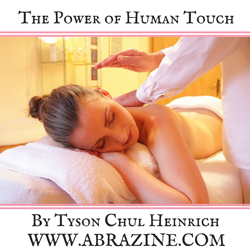 The Power of Human Touch